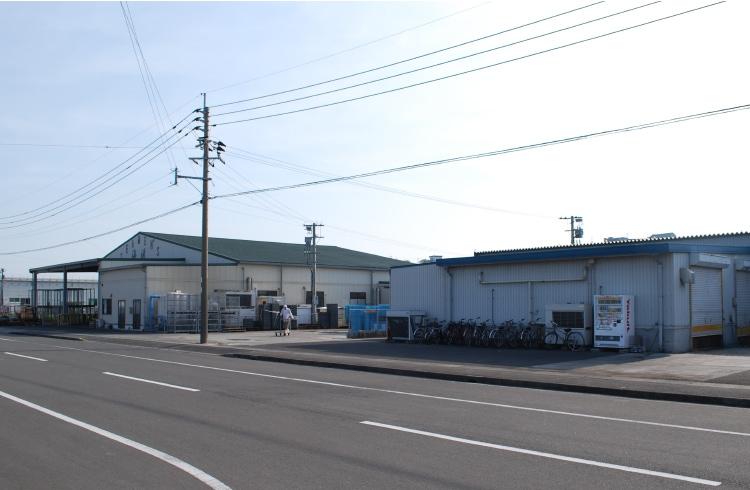 グローバルフーズ阿久根工場